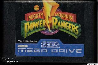 Screenshot Thumbnail / Media File 1 for Mighty Morphin Power Rangers (USA)