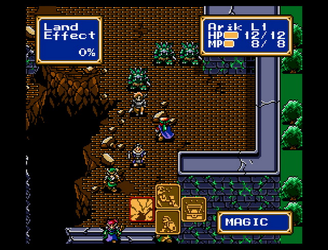 Shining Force Usa Rom