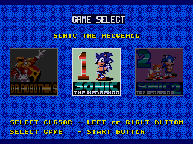 sonic compilation europe rom