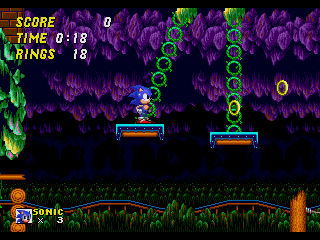 Screenshot Thumbnail / Media File 1 for Sonic the Hedgehog 2 (World)