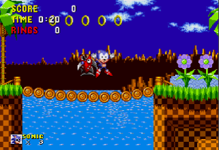 Screenshot Thumbnail / Media File 1 for Sonic the Hedgehog (USA, Europe)