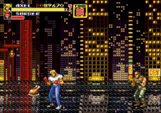 Screenshot Thumbnail / Media File 1 for Streets of Rage 2 (USA)