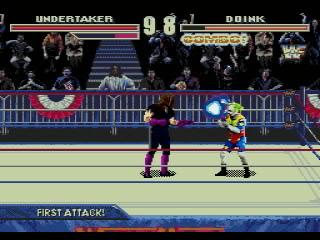 WWF WrestleMania - The Arcade Game (USA) ROM < Sega Genesis - Sega ...