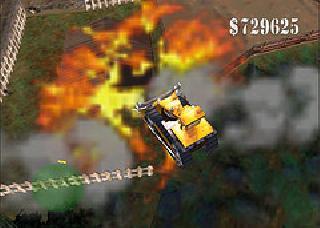 Screenshot Thumbnail / Media File 1 for Blast Corps (Europe) (En,De)