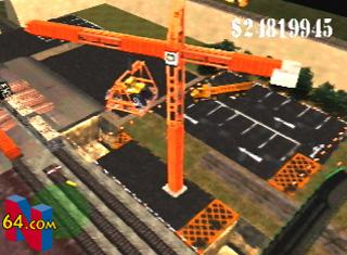 Screenshot Thumbnail / Media File 1 for Blast Corps (Europe) (En,De)