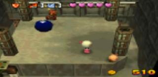 Screenshot Thumbnail / Media File 1 for Bomberman 64 - The Second Attack! (USA)