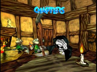 Screenshot Thumbnail / Media File 1 for Conker's Bad Fur Day (USA)