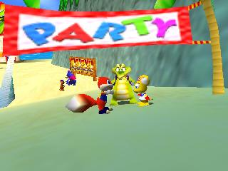 Screenshot Thumbnail / Media File 1 for Diddy Kong Racing (USA) (En,Fr)