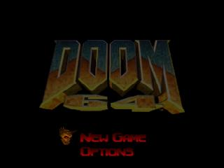 Screenshot Thumbnail / Media File 1 for Doom 64 (USA)