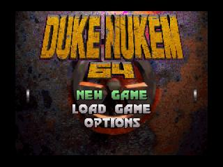 Screenshot Thumbnail / Media File 1 for Duke Nukem 64 (USA)