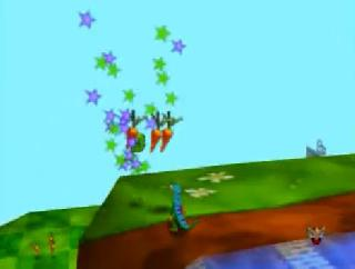 Screenshot Thumbnail / Media File 1 for Gex 64 - Enter the Gecko (USA)