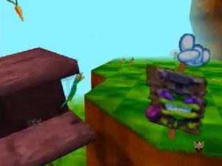 Screenshot Thumbnail / Media File 1 for Gex 64 - Enter the Gecko (USA)