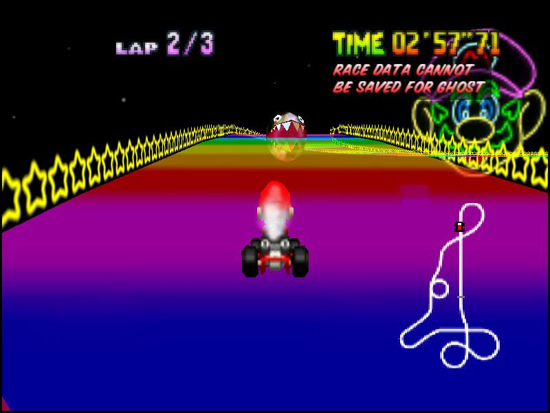 Rom Mario Kart