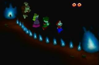 Screenshot Thumbnail / Media File 1 for Mario Party 2 (USA)