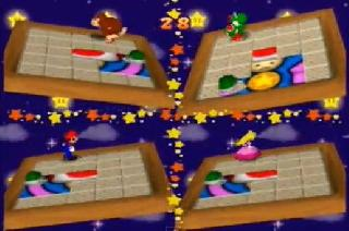 Screenshot Thumbnail / Media File 1 for Mario Party 2 (USA)