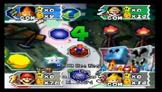 Screenshot Thumbnail / Media File 1 for Mario Party 3 (USA)