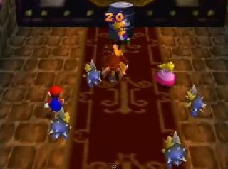Screenshot Thumbnail / Media File 1 for Mario Party (USA)