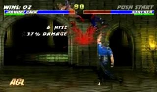 Screenshot Thumbnail / Media File 1 for Mortal Kombat Trilogy (USA)