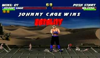 Screenshot Thumbnail / Media File 1 for Mortal Kombat Trilogy (USA)