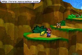 Screenshot Thumbnail / Media File 1 for Paper Mario (USA)