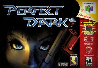 Screenshot Thumbnail / Media File 1 for Perfect Dark (USA)