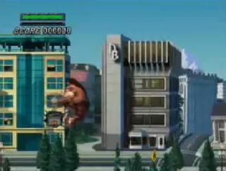 Screenshot Thumbnail / Media File 1 for Rampage 2 - Universal Tour (USA)