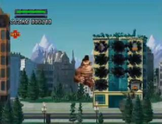 Screenshot Thumbnail / Media File 1 for Rampage 2 - Universal Tour (USA)