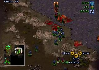 Screenshot Thumbnail / Media File 1 for StarCraft 64 (USA)