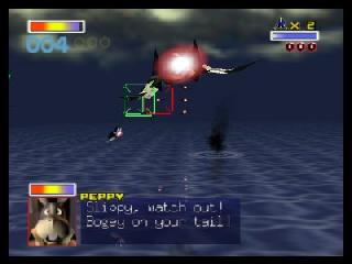 Screenshot Thumbnail / Media File 1 for Star Fox 64 (USA)