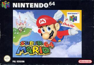 Screenshot Thumbnail / Media File 1 for Super Mario 64 (Europe) (En,Fr,De)