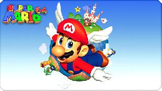 Screenshot Thumbnail / Media File 1 for Super Mario 64 (USA)