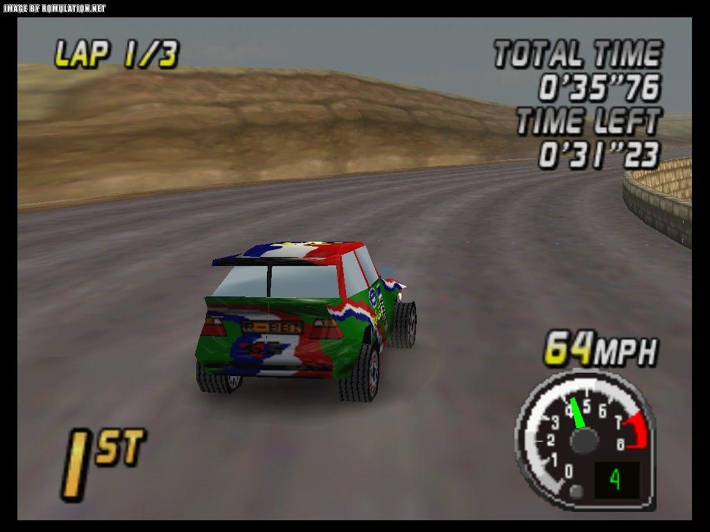 Project64 (Nintendo 64 Emulator)