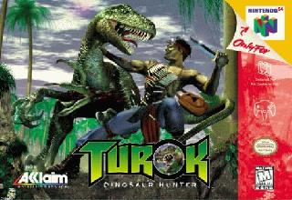 Screenshot Thumbnail / Media File 1 for Turok - Dinosaur Hunter (USA)