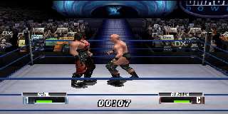 Screenshot Thumbnail / Media File 1 for WWF No Mercy (USA)