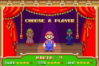 Screenshot Thumbnail / Media File 1 for Super Mario Advance (U)(Eurasia)