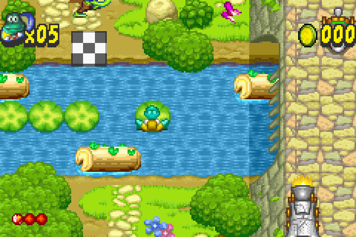 Frogger S Adventures Temple Of The Frog U Lightforce Rom