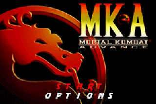 Screenshot Thumbnail / Media File 1 for Mortal Kombat Advance (U)(Venom)
