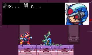 Screenshot Thumbnail / Media File 1 for MegaMan Zero (U)(Venom)