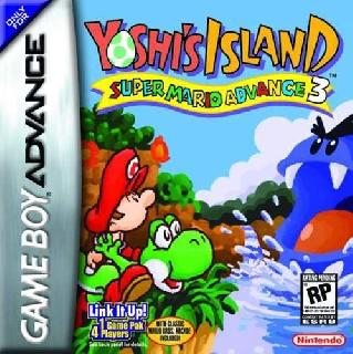 Screenshot Thumbnail / Media File 1 for Yoshi's Island - Super Mario Advance 3 (U)(Mode7)