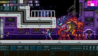 Screenshot Thumbnail / Media File 1 for Metroid - Fusion (U)(GBANow)