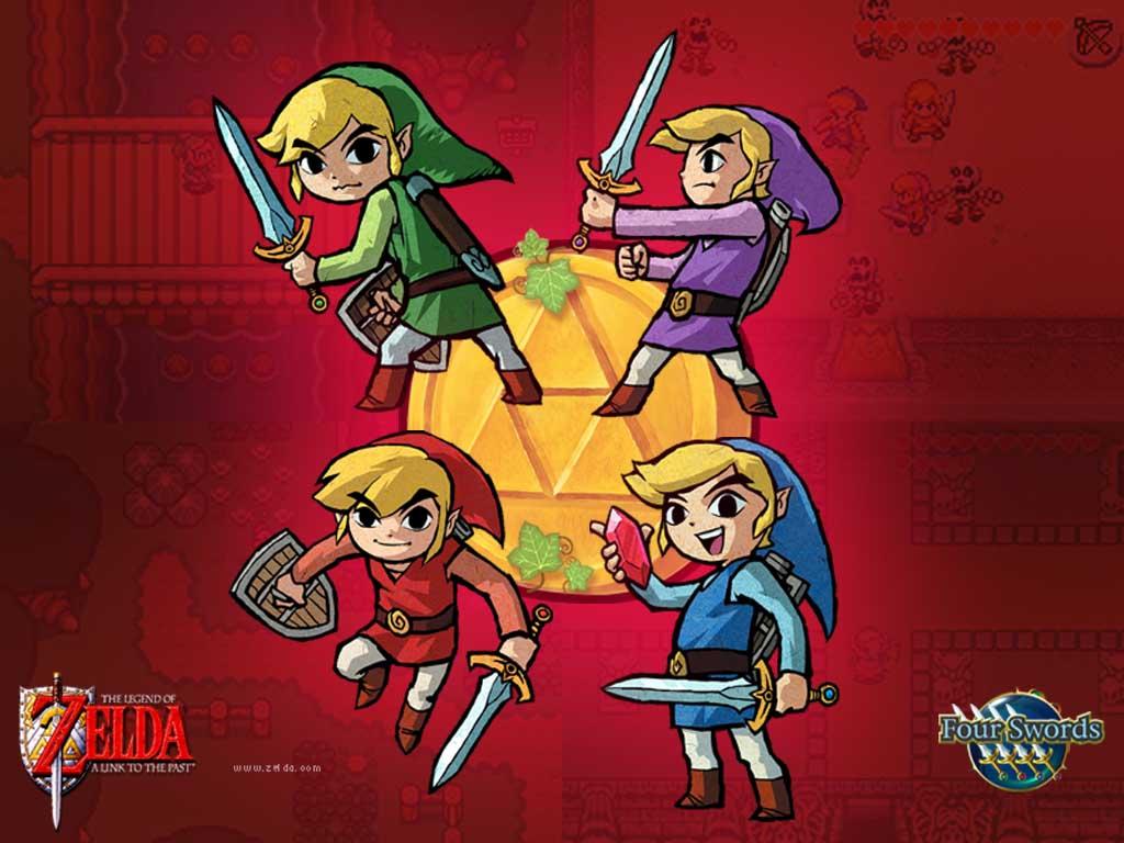 ... Media File 7 for The Legend Of Zelda - A Link To The Past (U)(Mode7