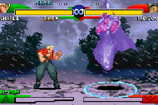 Screenshot Thumbnail / Media File 1 for Street Fighter Alpha 3 (U)(Independent)