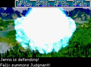 Screenshot Thumbnail / Media File 1 for Golden Sun 2 - The Lost Age (U)(Megaroms)
