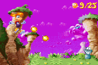 Screenshot Thumbnail / Media File 1 for Rayman 3 - Hoodlum Havoc (U)(RDG)