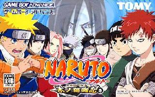 Screenshot Thumbnail / Media File 1 for Naruto - Konoha Senki (J)(Cezar)