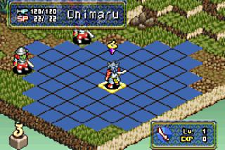 Screenshot Thumbnail / Media File 1 for Onimusha Tactics (E)(Patience)
