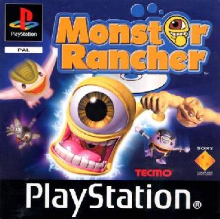 Screenshot Thumbnail / Media File 1 for Monster Rancher (U)