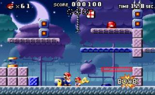 Screenshot Thumbnail / Media File 1 for Mario Vs. Donkey Kong (U)(Venom)