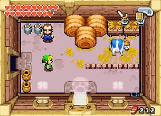 Screenshot Thumbnail / Media File 1 for The Legend of Zelda - The Minish Cap (U)(DCS)