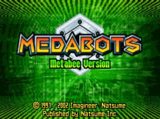 Screenshot Thumbnail / Media File 1 for Medabots - Metabee Version (U)(Oldskool)